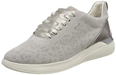Geox Dd Theragon CcSneakers Basses Femme FKJ1cTl3