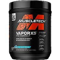 Pre Workout Powder   MuscleTech Vapor X5   Pre Workout Powder for Men & Women   PreWorkout Energy Powder Drink Mix…