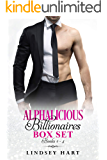Alphalicious Billionaires Box Set I