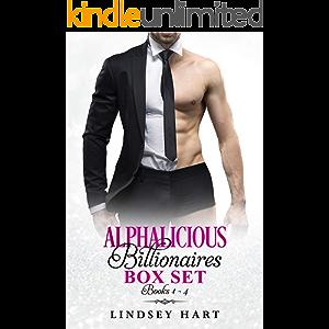 Alphalicious Billionaires Box Set I