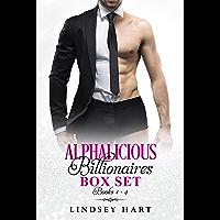 Alphalicious Billionaires Box Set I (English Edition)