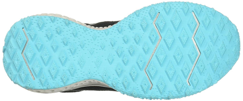 New Balance Women's Cushioning 620v2 Trail Running Shoe B01M08HVJN 6.5 D US|Black/Vivid Ozone Blue
