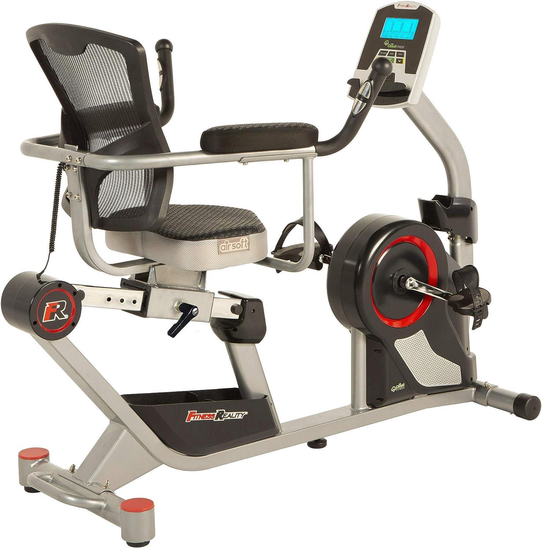Fitness Reality X-Class 450SL - Bicicleta de Ejercicio con ...