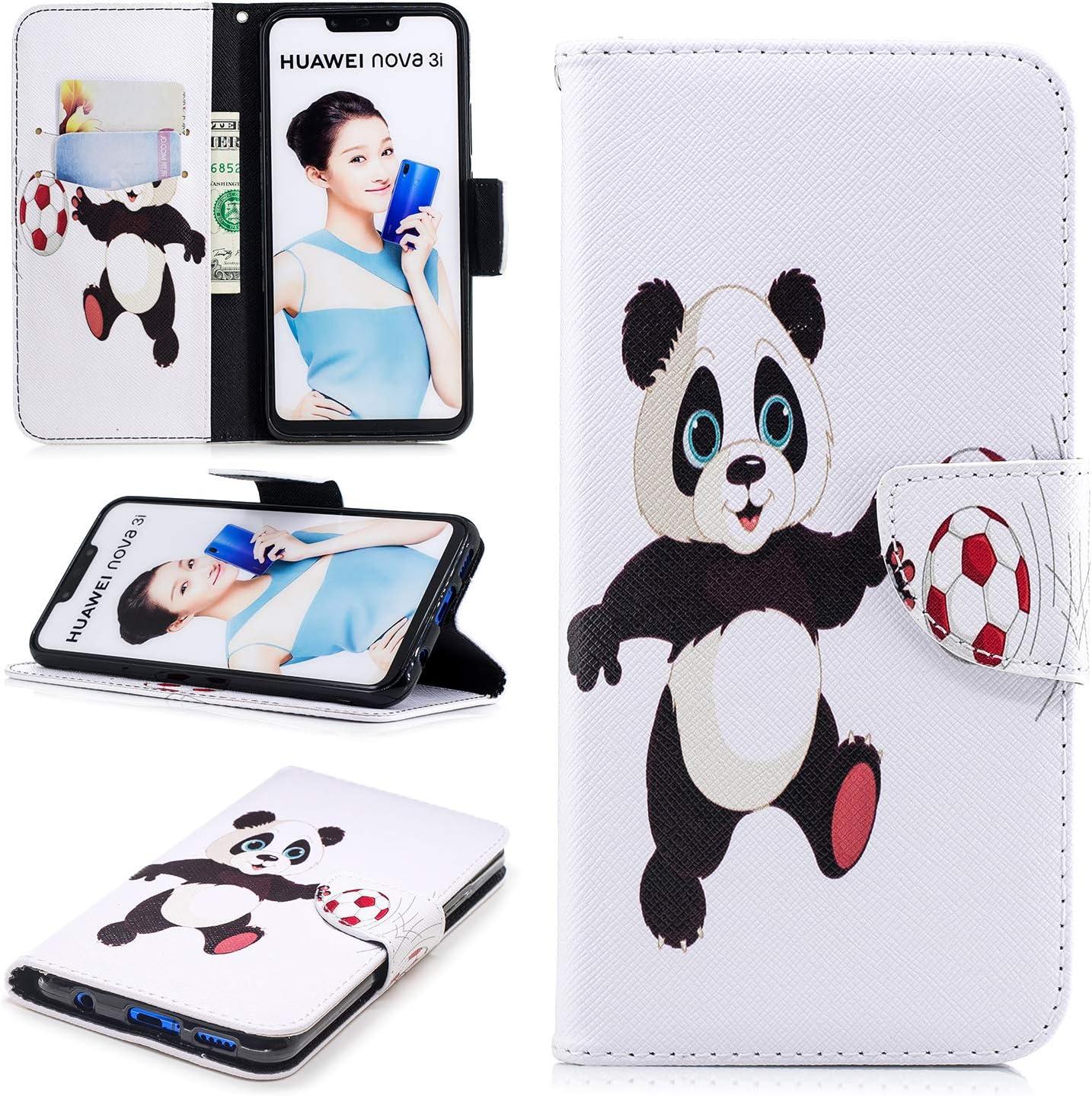 Ostop Brieftasche Leder Hülle Für Huawei P Smart Plus Elektronik