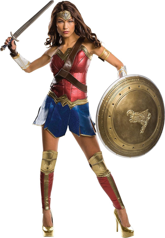 Rubie disfraz de Wonder Woman el amanecer de la justicia con gran ...