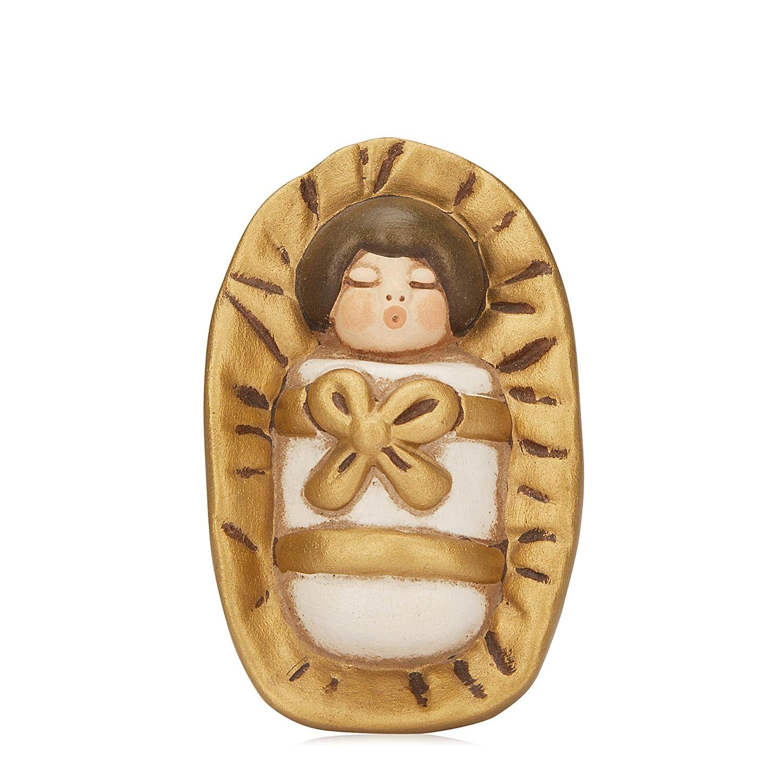 Variopinto THUN Ges/ù Bambino Presepe Classico Ceramica
