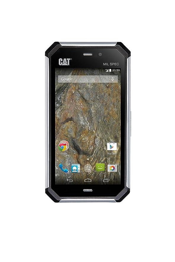 Amazon.com: Cat - S50 8GB Unlocked GSM 4G LTE Military Grade + ...