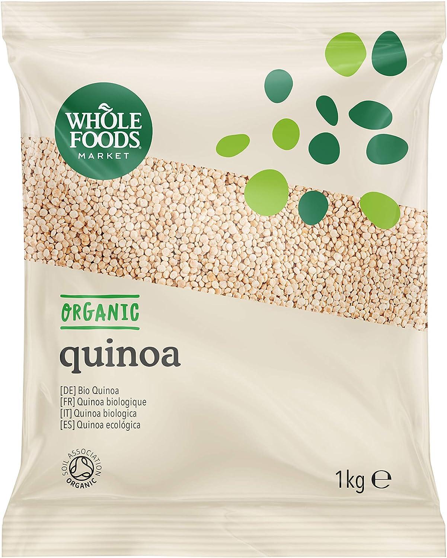 Whole Foods Market - Quinoa ecológica, 1 kg