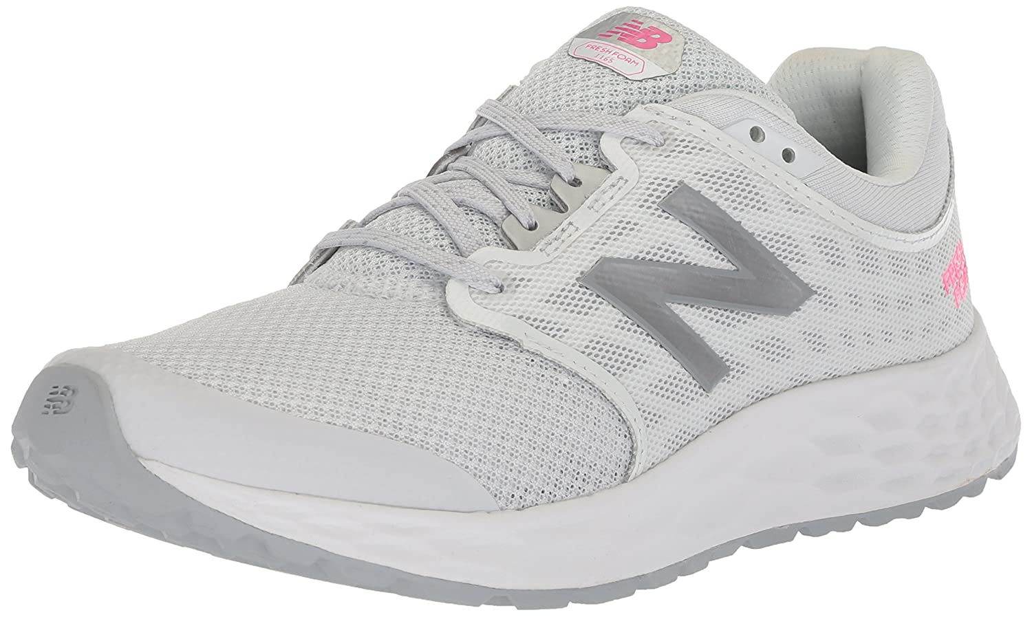 New Balance Women's 1165v1 Fresh Foam Walking Shoe B06XWTZQDQ 8.5 2E US|Grey/White