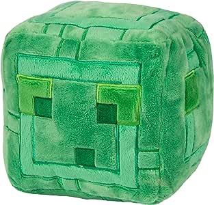 JINX Minecraft Slime Plush Stuffed Toy