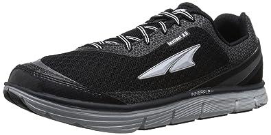 Altra Men's Instinct 3.5 Running Shoe, Black/Metallic Silver, ...