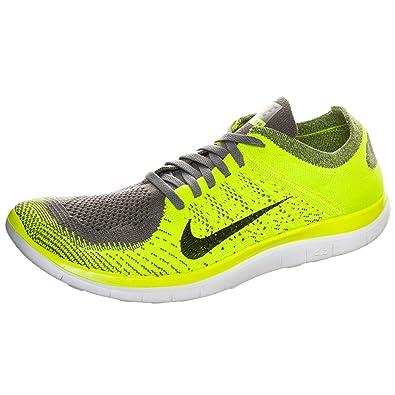 buy popular 46ef4 f7a3a Nike Free Flyknit+ 4.0 US15 Gr49,5 Neu Gelb Grau