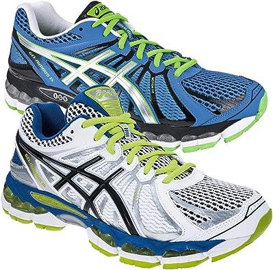 ASICS Gel Nimbus 15, Zapatillas de Running para Hombre: Amazon.es ...