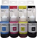 WE TECH Dcp- T300 / T500W / T700W (Premium Quality Ink) Set for Brother Printer