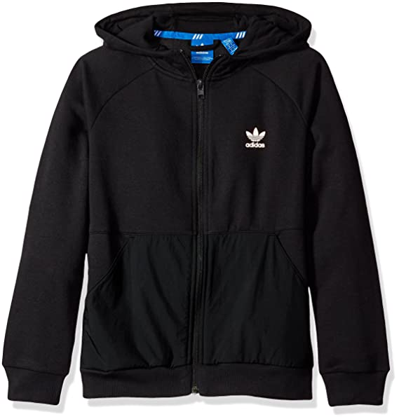 adidas Originals Boys' Active Zip Hoodie