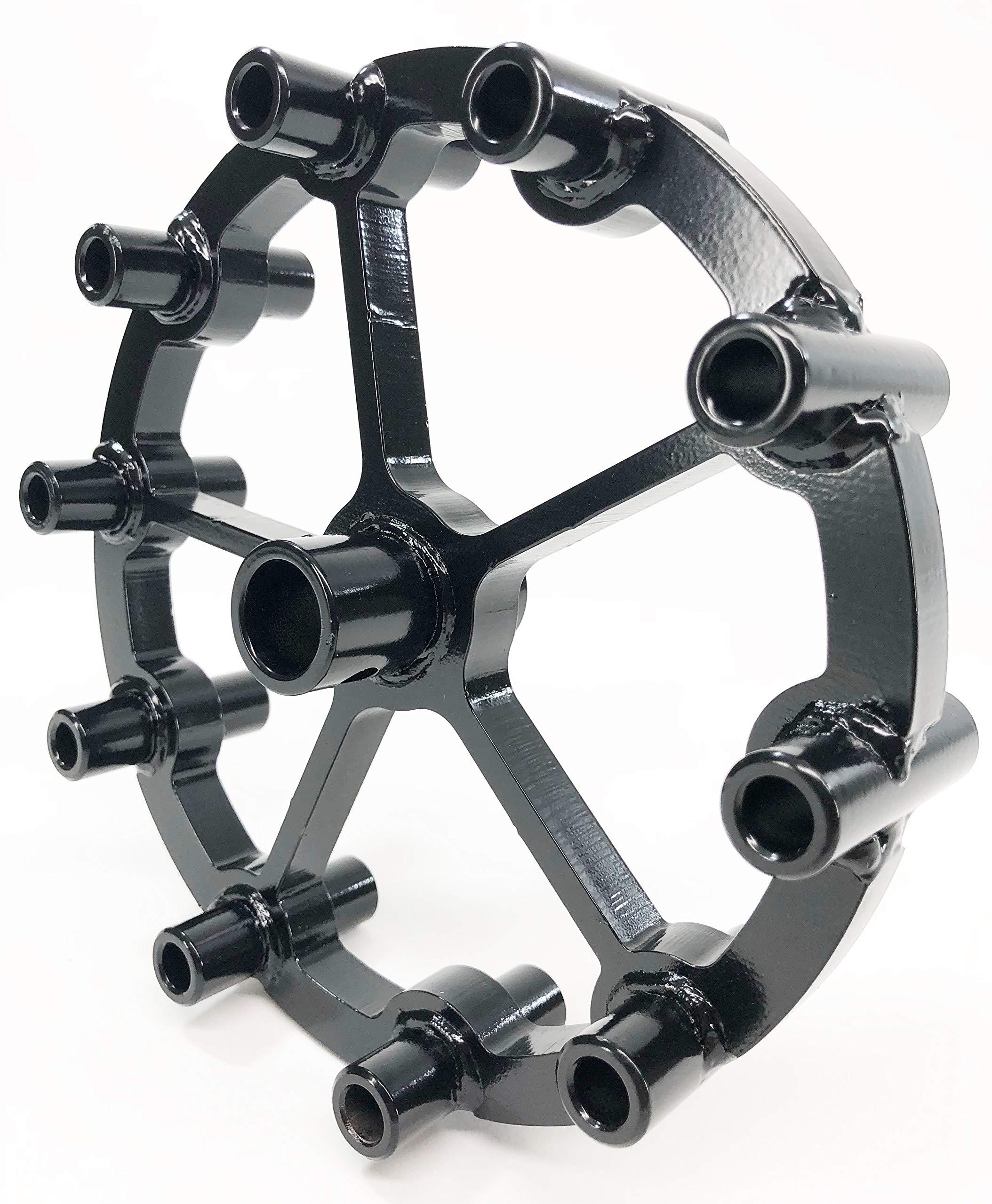 Flip Manufacturing Track Drive Wheel Cog Fits MTD Yardman Snow Blower Thrower 631-0002 631-0032A by Flip Manufacturing