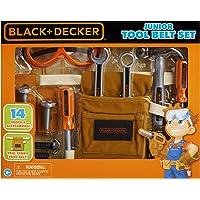 Jakk Pacific Black & Decker Jr. Black & Decker Jr. Cinturón de Herramientas de 14 Piezas