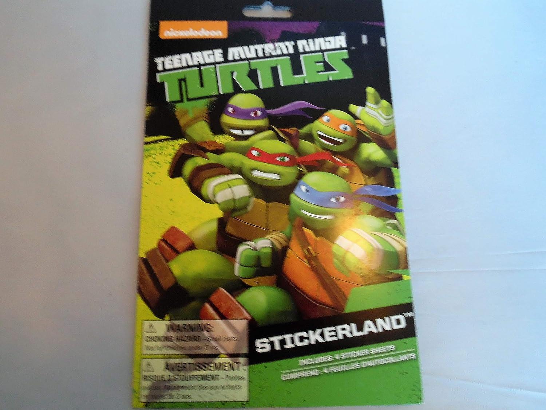 Greenbrier International Teenage Mutant Ninja Turtles Stickerland