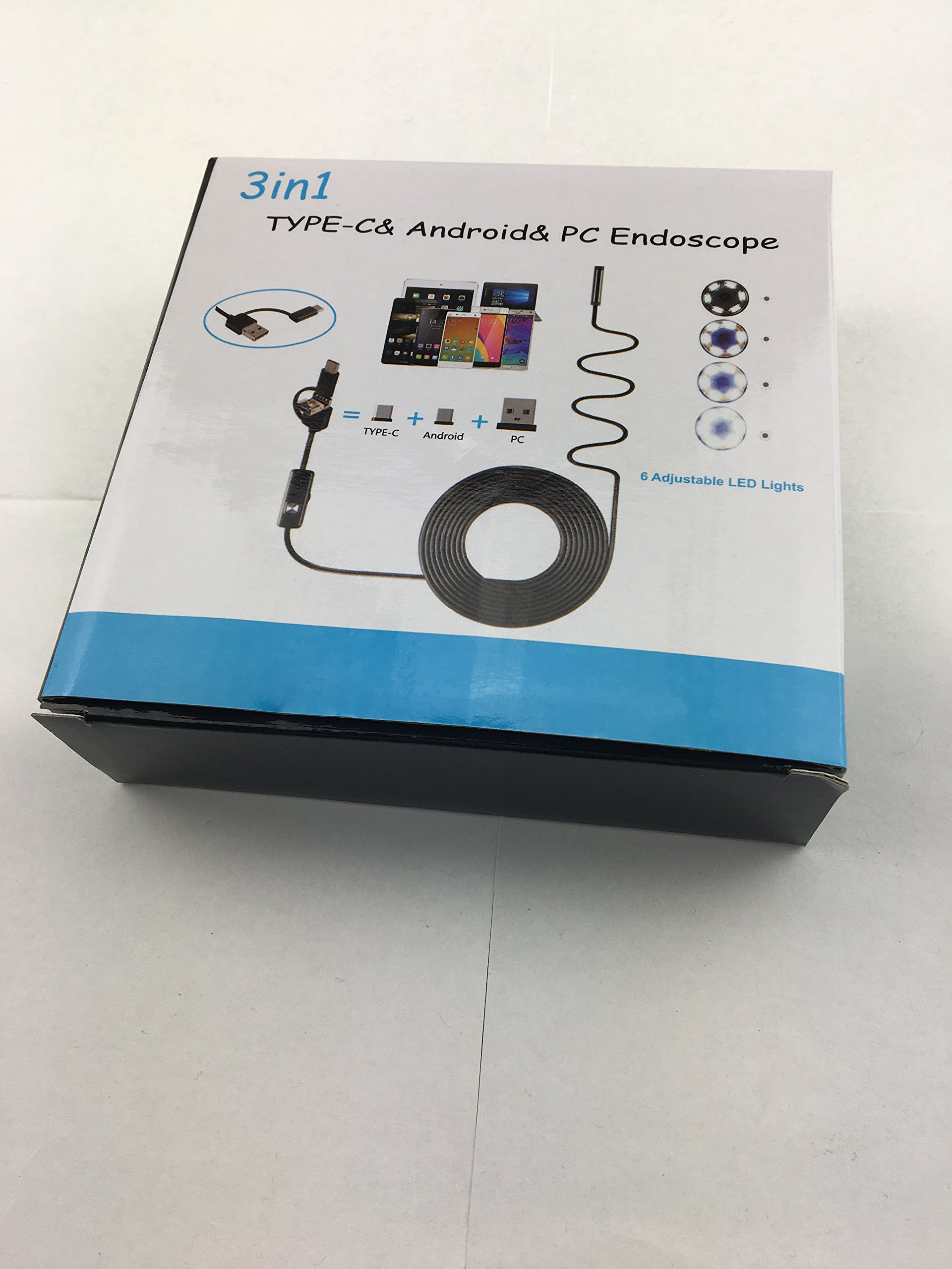 3 in 1 Endoscope by Dr.ja