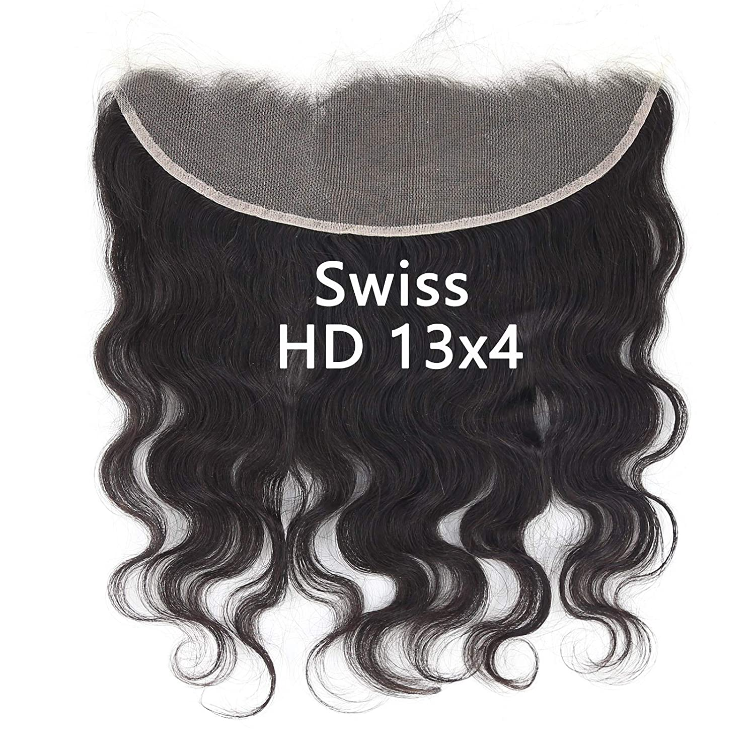 BTWTRY Pre Plucked Inventory cleanup selling sale HD 13x4 Max 65% OFF Lace Natural Hairli Body Wave Frontal