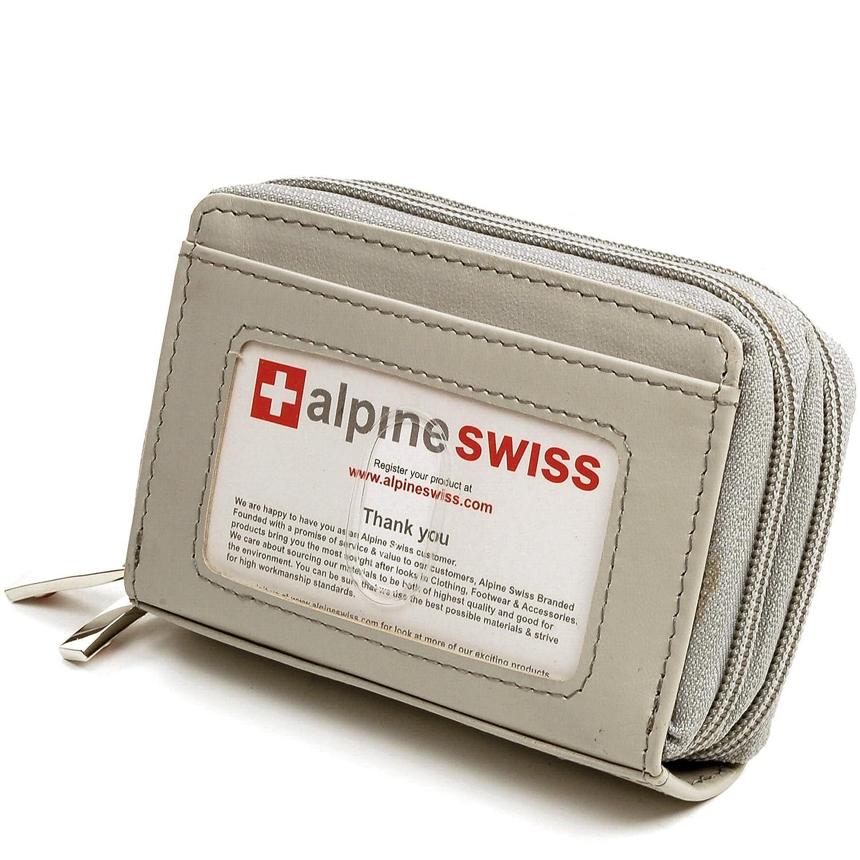 Amazon.com: Alpine Swiss estuche organizador estilo ...
