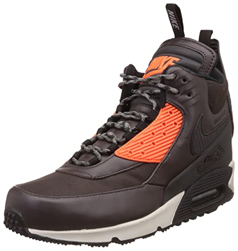 best service 9b3dd c4239 Amazon.com   Nike Men s Air Max 90 Sneakerboot Boots Sneakers Shoes    Hiking Boots