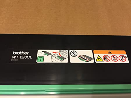 Collecteur de Toner Usag/é 15000 pages Brother MFC-9140 CDN Original Brother WT-220CL