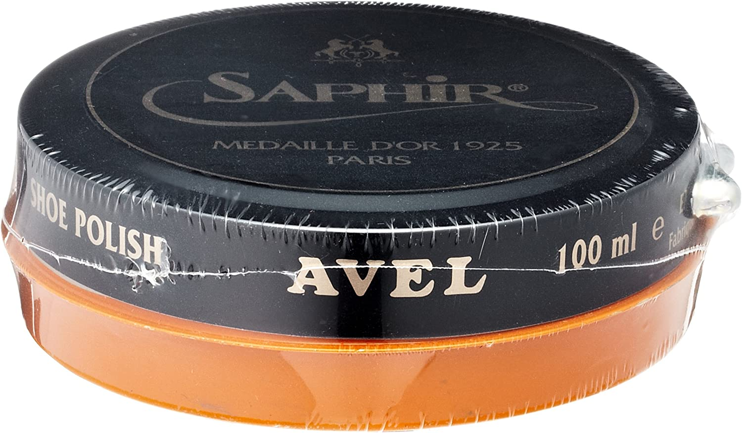 Saphir Medaille d'Or Pate De Luxe - Natural Wax Shoe Polish for Leather Shining