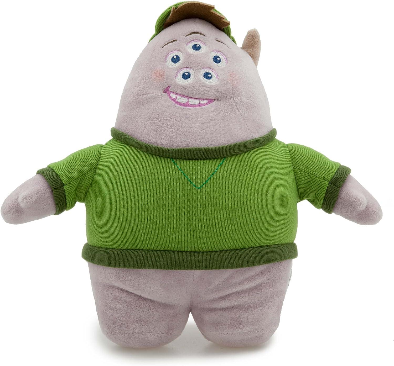 Amazon Com Squishy 12 5 Plush Monsters University Plush Collection Toys Games
