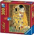 Ravensburger 14003 - Klimt Il Bacio - Puzzle 300 pezzi Art Collection