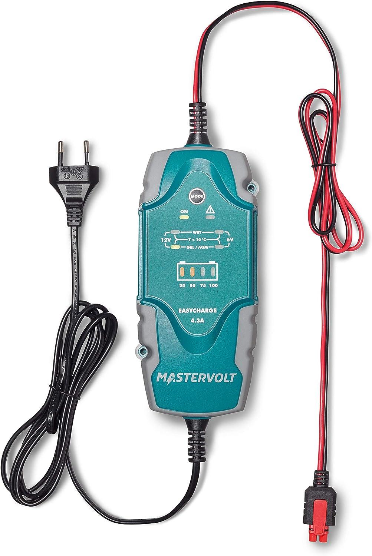 Mastervolt EasyCharge 4.3A a 12V- Cargador de baterías