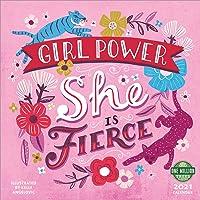 Image for Girl Power 2021 Wall Calendar