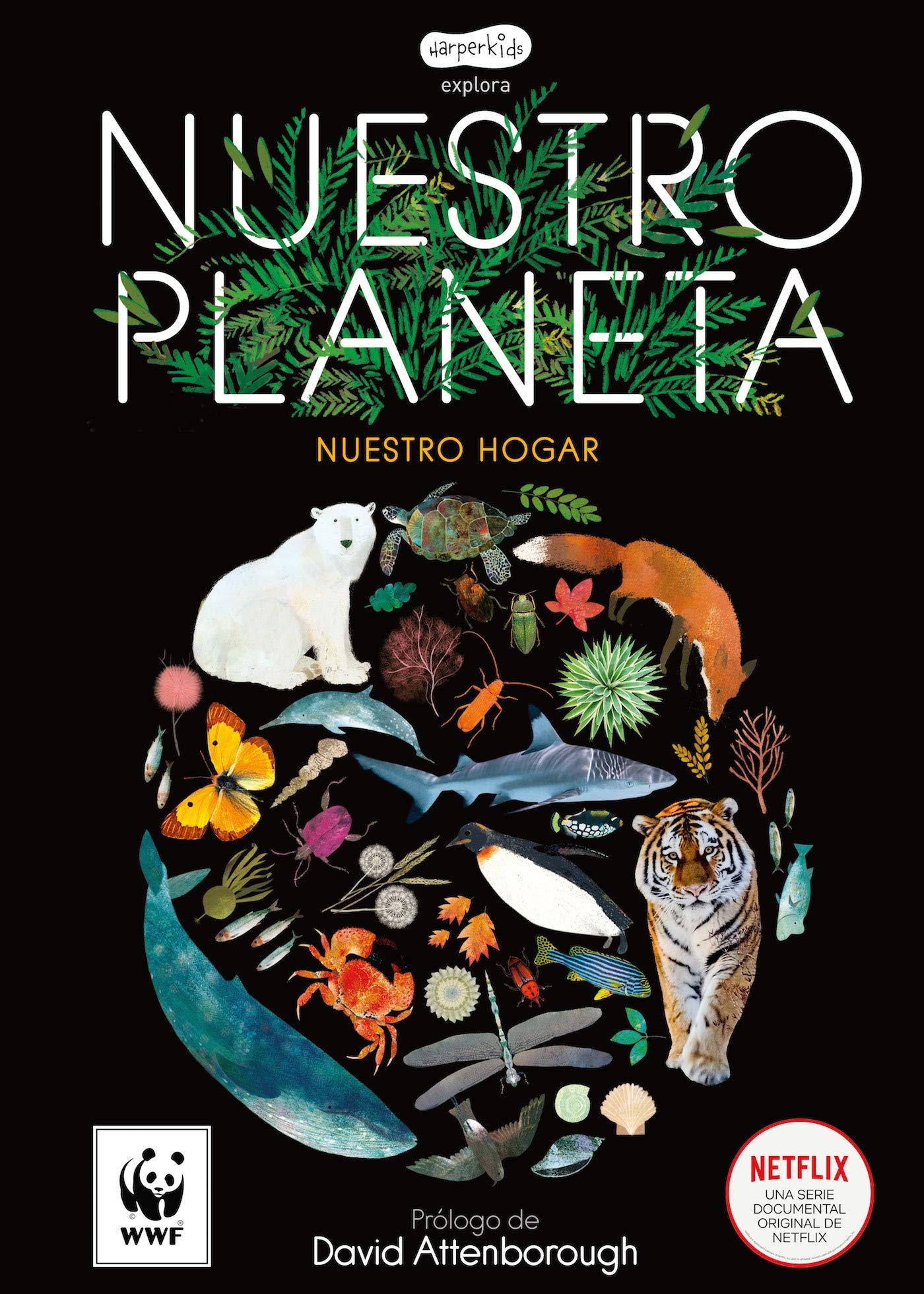 Nuestro planeta - Libros sobre el cambio climático