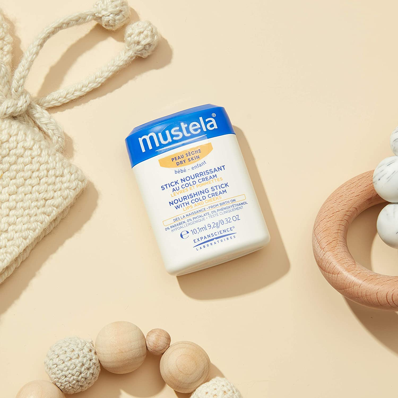 Mustela hydra stick cold cream 10ml.: Amazon.es: Belleza
