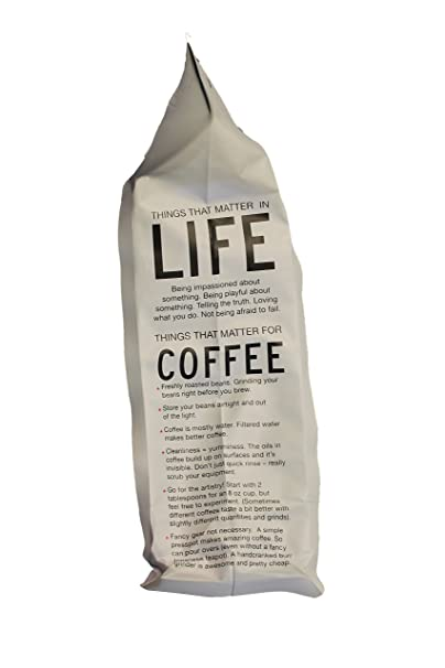 Amazon.com : Larrys Organic Fair Trade Whole Bean Coffee, Bolivia - Light Roast, 2.2 Pound : Grocery & Gourmet Food
