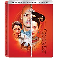 Deals on Crouching Tiger Hidden Dragon 4K Blu-ray