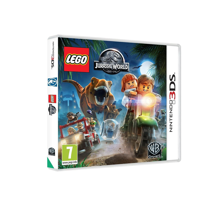Lego Jurassic World Importacion Inglesa Nintendo 3ds Amazon Es