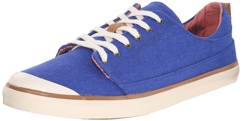 Reef Women's Girls Walled Low Fashion Sneaker B00ZVI37RY 7 B(M) US|Blue