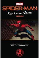 Spider-Man: Far From Home Prelude (Spider-Man: Far From Home Prelude (2019)) Kindle Edition