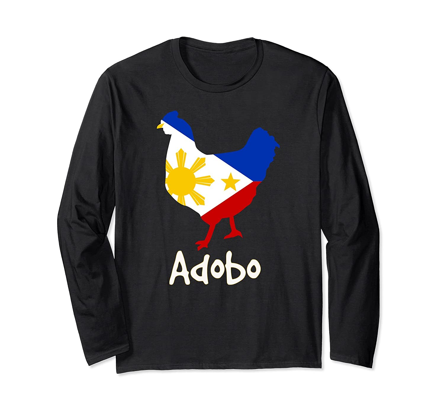 368d064d0 Funny Filipino Chicken Adobo Philippines Flag Pinoy T-Shirt-ah my shirt one  gift