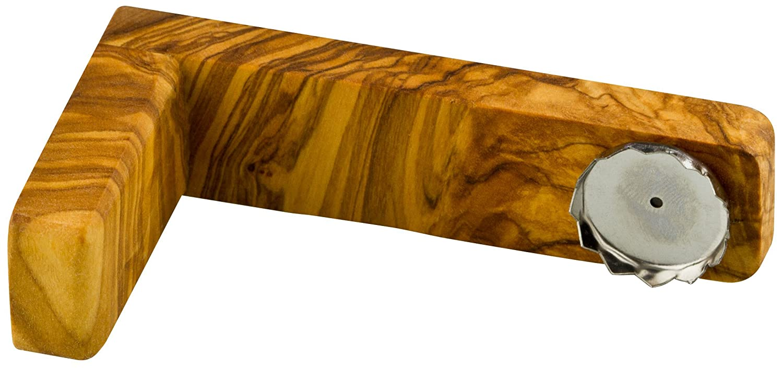 Greendoor Seifenhalter Aus Olivenholz Mit Magnethalterung