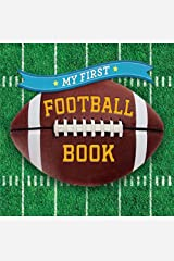 My First Football Book (First Sports) Board book