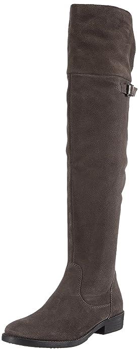 Tamaris 25811, Bottes Femme, Gris (graphite 206), Taille 43