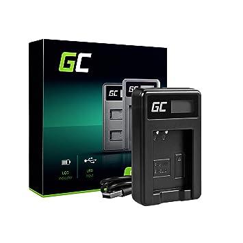 Green Cell® Cargador para Nikon Coolpix S1100pj Cámara (2.5W ...