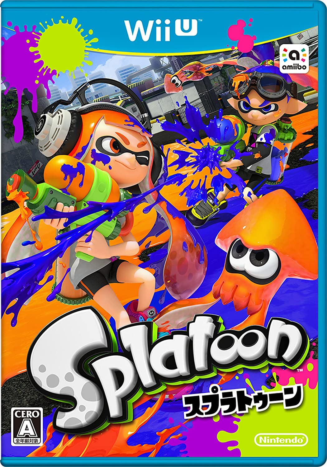 """Splatoon"