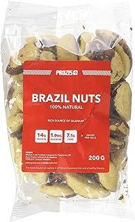 Prozis 100% Natural Brasil Nuts - Excelente Fuente de Proteína, Fibra y Grasas Saludables