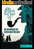 As memórias de Sherlock Holmes (Clássicos Zahar)