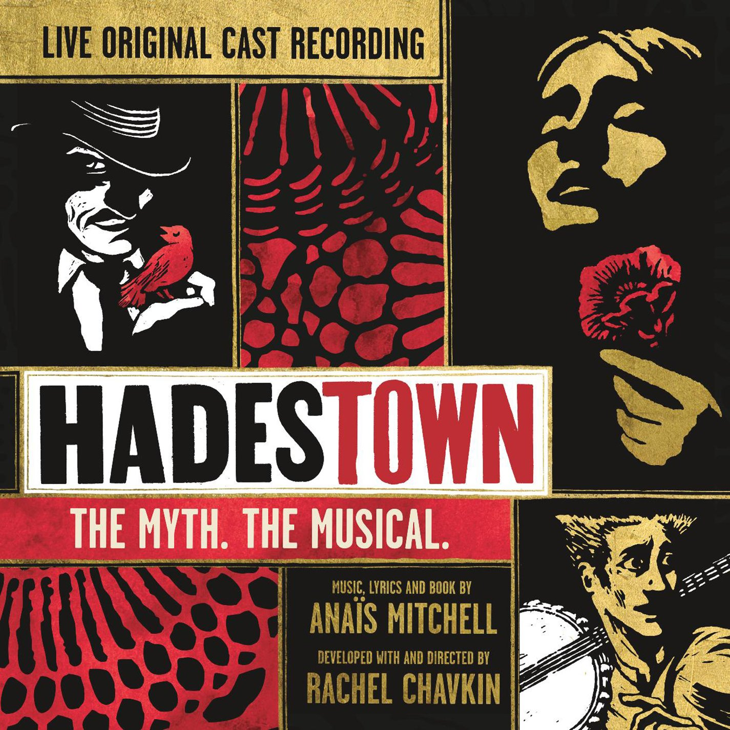 Hadestown to receive a live cast album (Message Board)