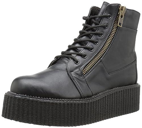 6d87c2456f2 Demonia Men s V-cre571 bvl Ankle Bootie