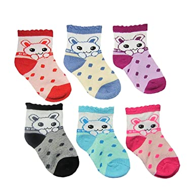 0a5132efcbf DADDY G Baby Boy s and Girls Cotton Soft Touch Socks (Multicolour